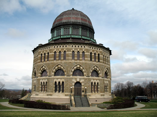 nott memorial