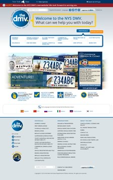 nys dmv website screengrab 2014-02-28