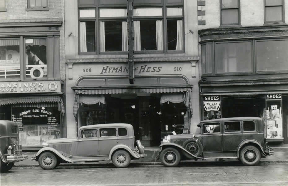 old_signage_APL_Albany_New_York_Businesses_Hyman_and_Hess_508510_Broadway.jpg