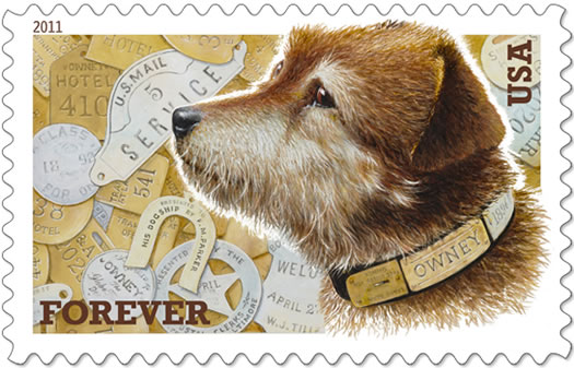 owney stamp
