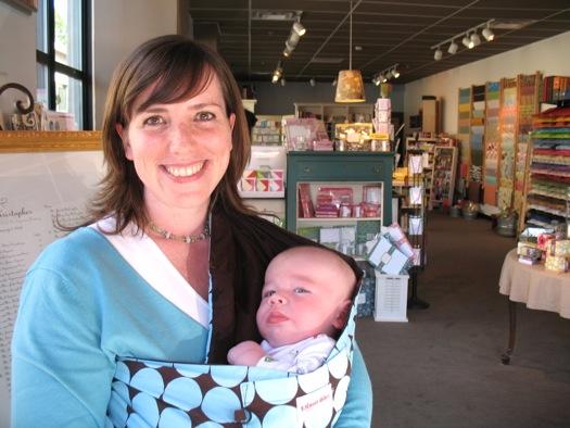 Paper Dolls owner Sarah Keefe