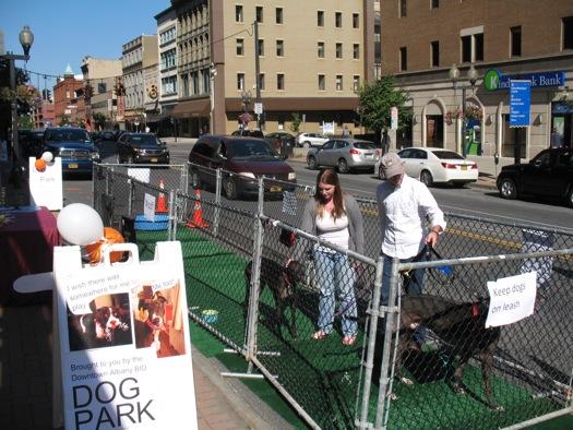 parking day 2014 dog park