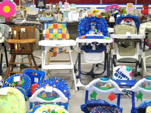Pass It On Sale high chairs