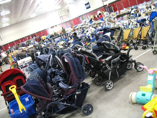 Pass It On Sale stroller