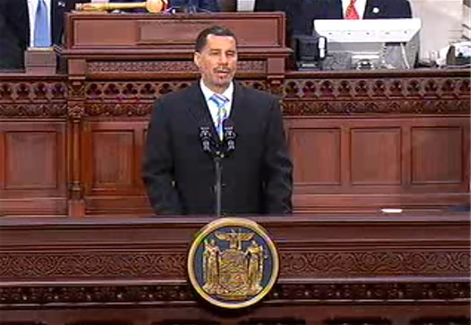 Paterson State of the State 2009