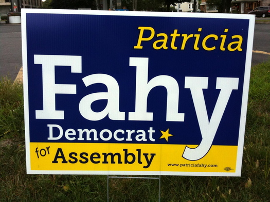 Political Yard Sign Design Primary, Part II