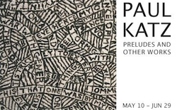 paul katz exhibit card