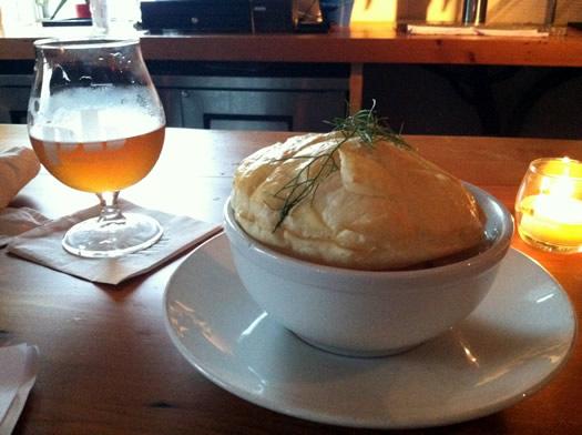 peekskill brewery soup