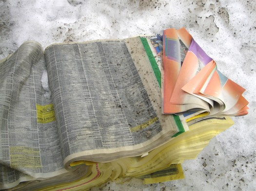 Phone Book Relief All Over Albany
