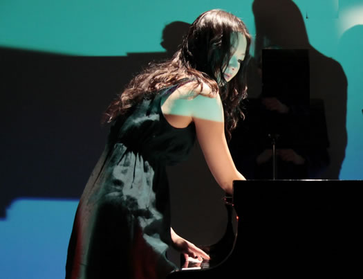 pianist vicky chow