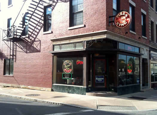 pizza king exterior 2011