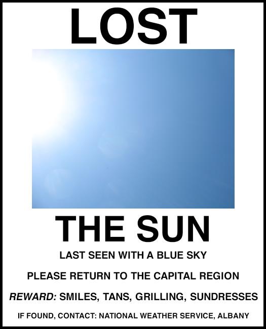 poster lost sun
