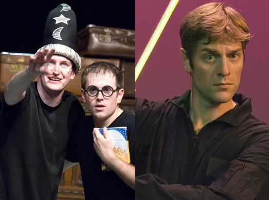 potted potter one man star wars