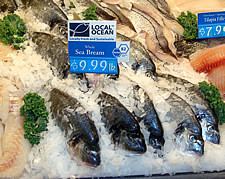 price chopper local ocean fish
