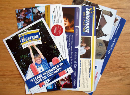 primary mailers