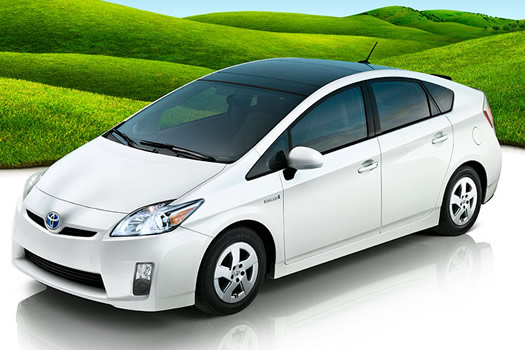 prius stock photo