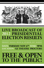 proctors election results viewing 2012 poster