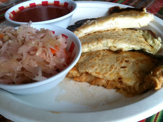 pupusas flores family restaurant sideview