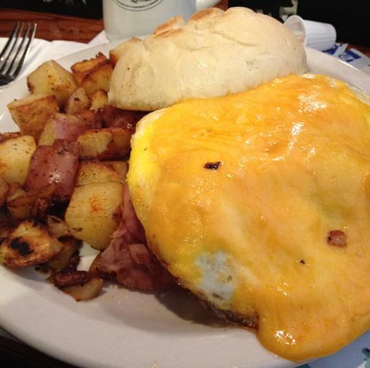 ragnar adk 2013 breakfast sandwich silo