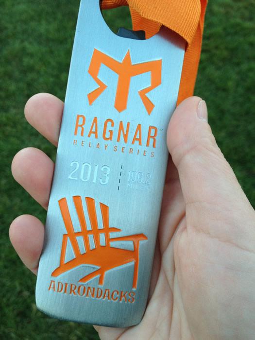 ragnar adk 2013 medal