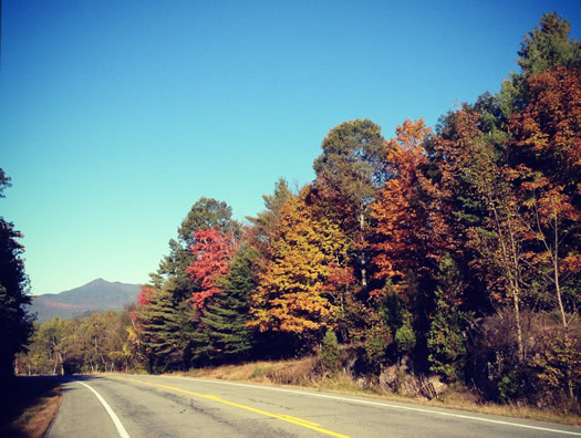 ragnar adk 2013 road foliage