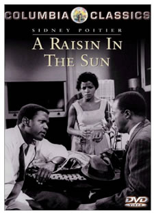 Raisin in the Sun movie poster