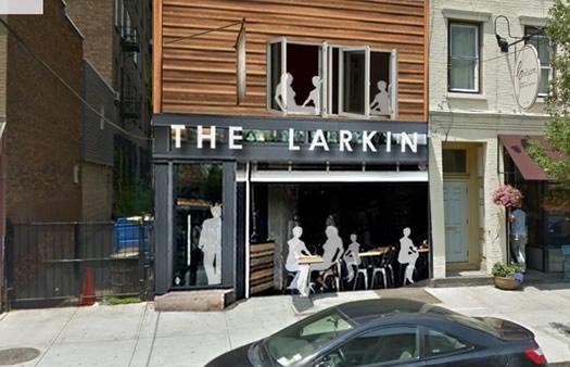 re albany larkin