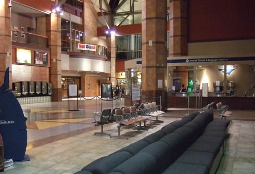 rensselaer train station interior
