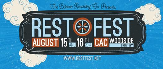 rest fest 2014 logo