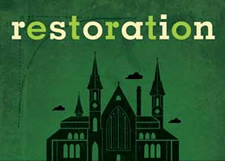restoration festival badge