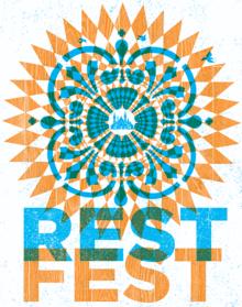 restoration festival logo 2013