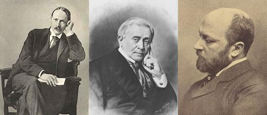 cuyler reynolds, joseph henry, henry james