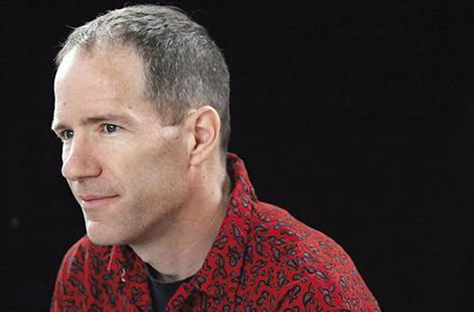 rick moody looking off