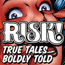 risk storytelling logo