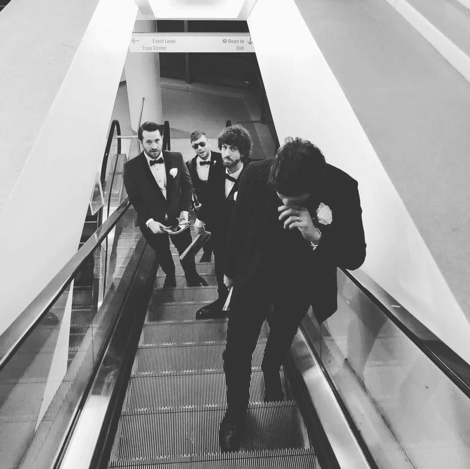 rock band Imagine Dragons