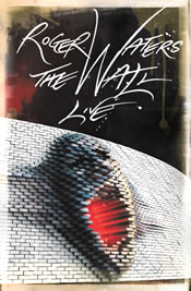 roger waters the wall poster