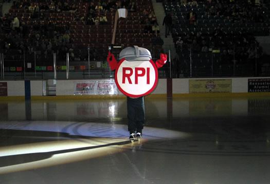 RPI's Puckman