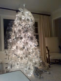 sandra lee christmas tree 2012
