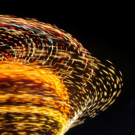saratoga fair ride long exposure