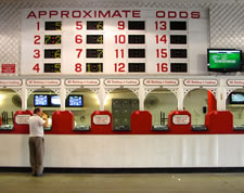saratoga pari mutuel window the millions Minkel