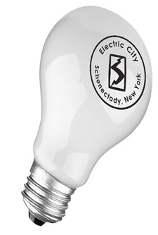 schenectady light bulb