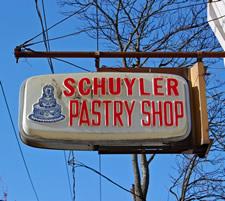 schuyler bakery sign