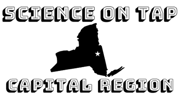 science on tap capital region logo