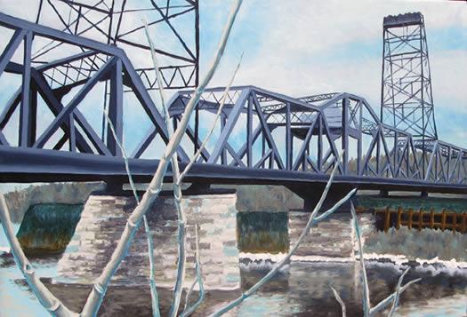 scott hotaling bridge over hudson