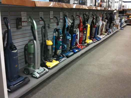 sears vacuums