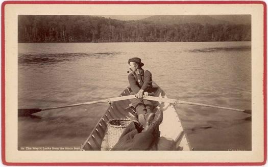 seneca ray stoddard canoe nysm