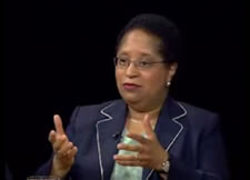 shirley jackson on charlie rose