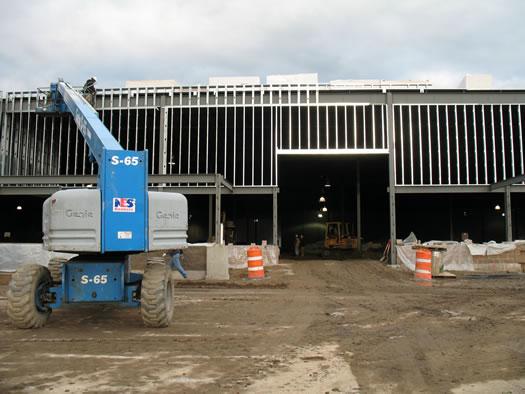 shoprite albany construction close