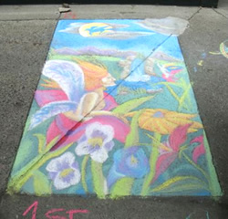 sidewalk art 2008 winner