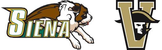 Siena and Vanderbilt logos